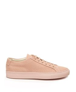 Common Projects | Achilles Low-Top Canvas Trainers