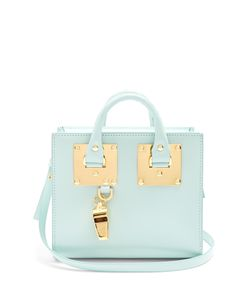 Sophie Hulme | Mini Albion Box Cross-Body Bag