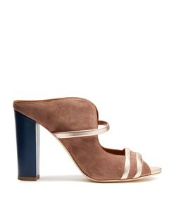 MALONE SOULIERS | Maureen Suede Sandals