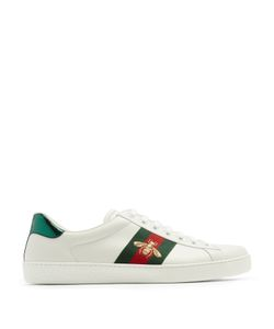 Gucci | Ace Bee-Embroidered Low-Top Trainers
