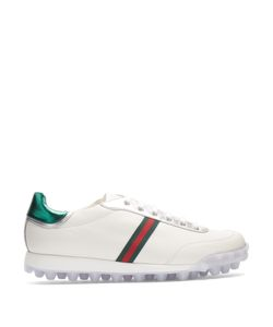 Gucci | Yell Low-Top Leather Trainers