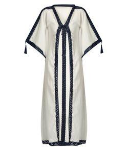 ANNA KOSTUROVA | Sheika Cotton-Gauze Long Kimono