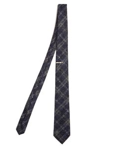 TITLE OF WORK | Checked Wool Tie