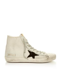 Golden Goose | Francy High-Top Cord Trainers