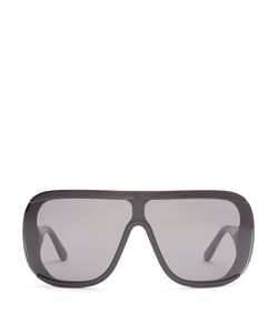 Tom Ford   Portofino Flat-Top Sunglasses