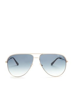 Tom Ford Eyewear | Erin Aviator Sunglasses