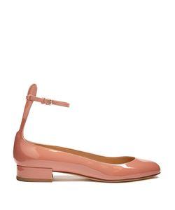 FRANCESCO RUSSO | Patent-Leather Ballet Flats