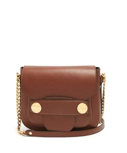 Stella Mccartney | Stella Popper Faux-Leather Cross-Body Bag