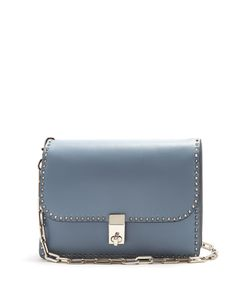 Valentino | Rockstud Leather Cross-Body Bag