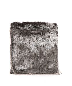 The Row | Medicine Large Fur Shoulder Bag