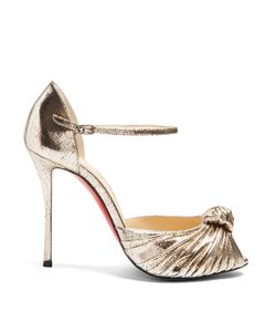Christian Louboutin | Marchavekel 100mm Leather Sandals