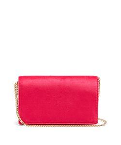 Diane Von Furstenberg | Soiree Velvet Cross-Body Bag