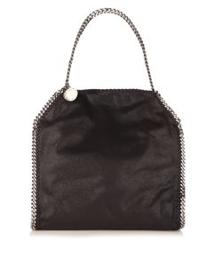 Stella Mccartney | Falabella Faux-Suede Shoulder Bag