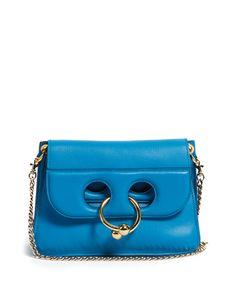 J.W. Anderson | Pierce Mini Leather Cross-Body Bag