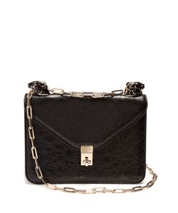 Valentino | Panther-Embellished Small Shoulder Bag
