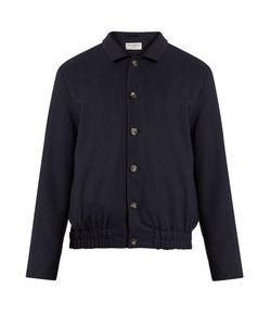 Éditions M.R | Notch-Lapel Wool Jacket