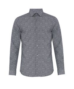 Paul Smith | Paisley-Print Cotton Shirt