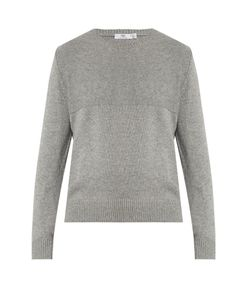 INIS MEÁIN | City Cotton Cashmere And Silk-Blend Sweater
