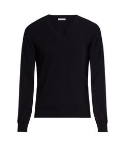 Tomas Maier | V-Neck Cashmere Sweater