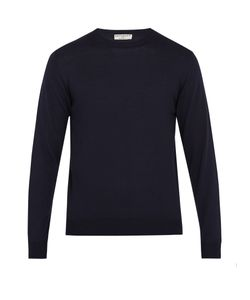 Éditions M.R | Crew-Neck Wool Sweater