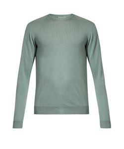 Éditions M.R | Crew-Neck Merino-Wool Sweater