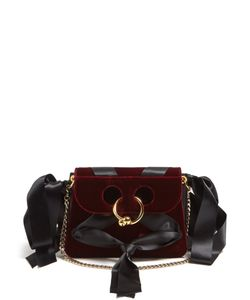J.W. Anderson | Pierce Mini Woven-Ribbon Cross-Body Bag