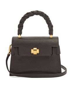 Miu Miu | Grained-Leather Shoulder Bag