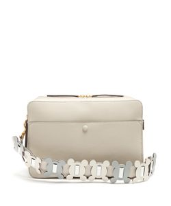 Anya Hindmarch | The Stack Leather Shoulder Bag