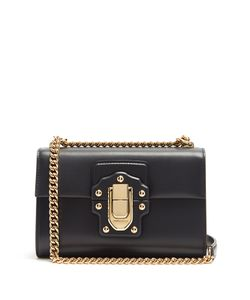 Dolce & Gabbana | Lucia Leather Shoulder Bag
