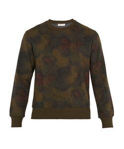 Etro   Paisley-Print Cotton-Blend Jersey Sweatshirt