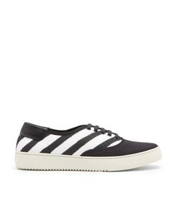 OFF-WHITE | Spray Authentic Low-Top Trainers