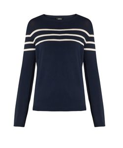 A.P.C. | Pull Joy Striped Sweater