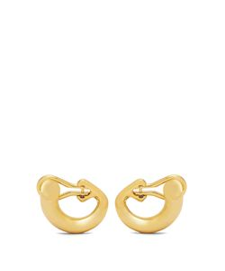 CHARLOTTE CHESNAIS | Monie Smallplated Clip-On Earrings