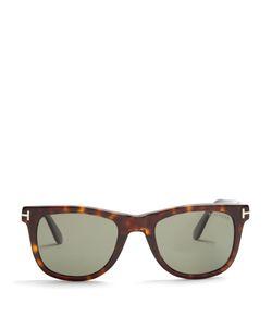 Tom Ford Eyewear | Leo Acetate Sunglasses