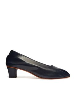 Martiniano | High Glove Leather Pumps