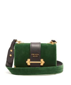Prada | Cahier Cross-Body Bag