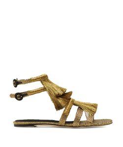 SANAYI 313 | Pollensa Fringed Sandals