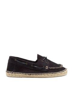 Manebí | Hamptons Suede Deck Shoes