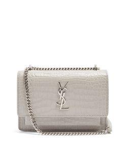 Saint Laurent   Sunset Leather Cross-Body Bag