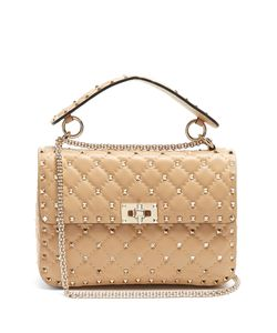 Valentino | Rockstud Spike Medium Quilted-Leather Shoulder Bag