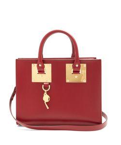 Sophie Hulme | Medium Albion Box Bag