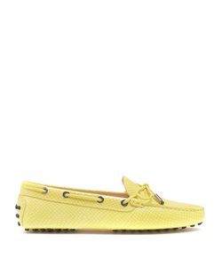 Tod'S | Gommini Lace-Up Leather Loafers