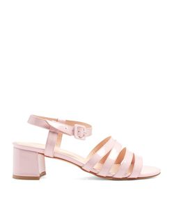 Maryam Nassir Zadeh | Palma Patent-Leather Sandals