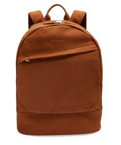 Want Les Essentiels | Kastrup Nubuck-Leather Backpack