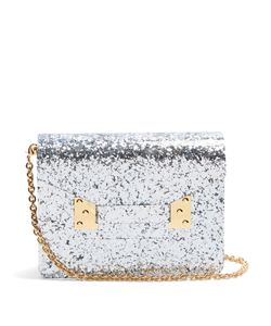 Sophie Hulme | Compton Glitter Cross-Body Bag