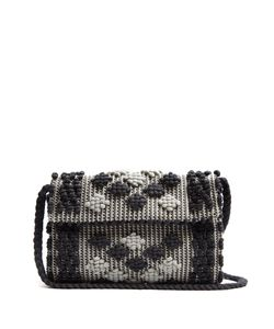 ANTONELLO TEDDE | Suni Rombetti Cotton Cross-Body Bag