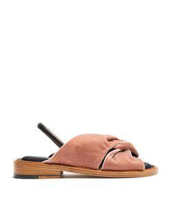 Robert Clergerie | Bloss Velvet Sandals