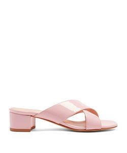 Maryam Nassir Zadeh | Lauren Patent-Leather Sandals