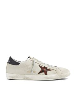 Golden Goose | Super Star Low-Top Leather Trainers