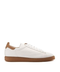 Brunello Cucinelli | Low-Top Leather Trainers